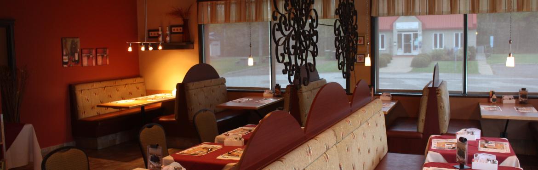 Banquette Restaurant | Restaurant Motel Le Chavigny